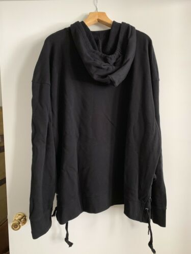 Faith Is Mens Sweatshirt Oversized Ny Connexion grijs Fit Blk My Xl Nwt Hometown rtr6qHax