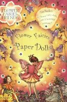 Flower Fairies Paper Dolls By Cicely Mary Barker, (paperback), Warne , New, Free