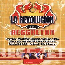 Audio CD Revolucion Del Reggaeton - La Revolucion Del Reggaeton - Free Shipping
