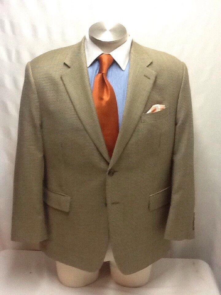 Mens CHAPS multi color sport coat sz 42S - image 1
