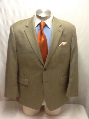 Mens CHAPS multi color sport coat sz 42S
