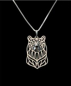 Bear-Silver-Charm-Pendant-Necklace-Gifts-for-Her-Friend-Gifts-Animal