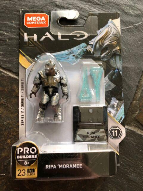 Mega Construx Halo Ripa 'Moramee Figure