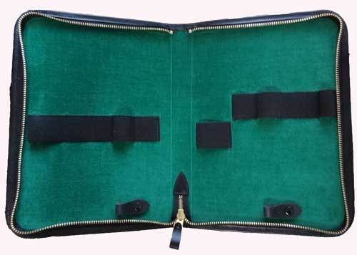 MASAKUNI Specialty item Genuine leather CASE for 10 pcs   Order products   Japan