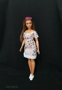 New-Curvy-purple-floral-dress-for-Your-Curvy-Barbie-Doll-Au-Made