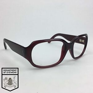 94f4a6643993 Image is loading CALVIN-KLEIN-eyeglasses-DARK-PURPLE-WRAP-AROUND-frame-