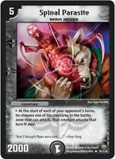Duel Master TGC Spinal Parasite  DM10 Shockwaves of the Shattered Rainbow