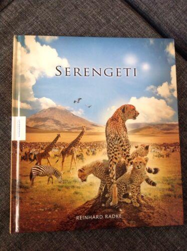 1 von 1 - Serengeti. Das Buch zum Film von Reinhard Radke | Buch | gebraucht