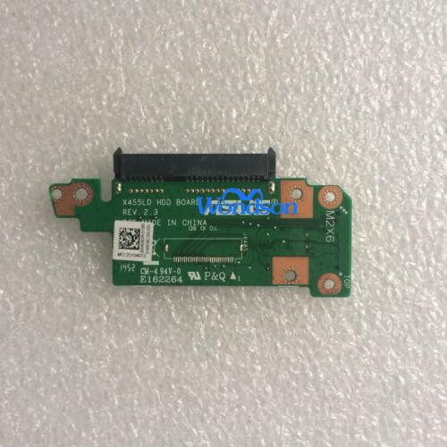 For ASUS ASUS X455LD X455LJ X455LFX455WE HDD Hard Drive Board