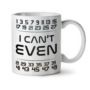 Geek Math Numbers NEW White Tea Coffee Mug 11 oz   Wellcoda