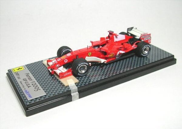 Ferrari F2005 No.1 Michael Schumacher Gp Etats-Unis Formule 1 2005