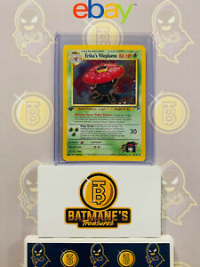 Erika-039-s-Vileplume-5-132-1st-Edition-NM-Near-Mint-Gym-Heroes-Rare-Holo-Pokemon