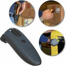 *NEW* SEALED BOX DuraScan D750, Bluetooth 2D Barcode Scanner, Gray MOBILE SOCKET