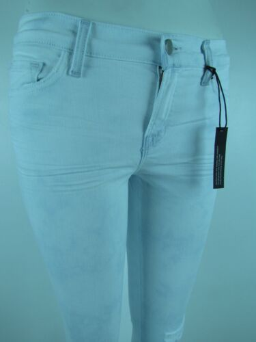 8112 Rail J White Mid Runaway I 29 Jeans Destroyed Skinny Rise Brand Woman aSqFq5