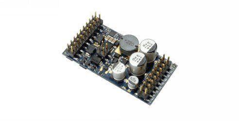 Esu 54399 Sonido de Locomotora L V4.0 Conector Macho con Adaptador Nuevo Fábrica