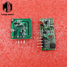 433mhz Rf Transmitter And Receiver Link Kit For Arduino Armmcu Remote A2tm