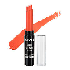 NYX High Voltage Lipstick HVLS18 Free Spirit ( Clean orange ) Full Size Sealed