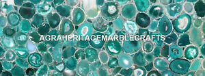reputable site 03e5f dc9ba Restaurant Decor Marble Exclusive Table Dining Top Green ...
