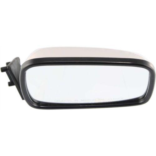 Chrome Passenger Side Mirror For B2200 87-93