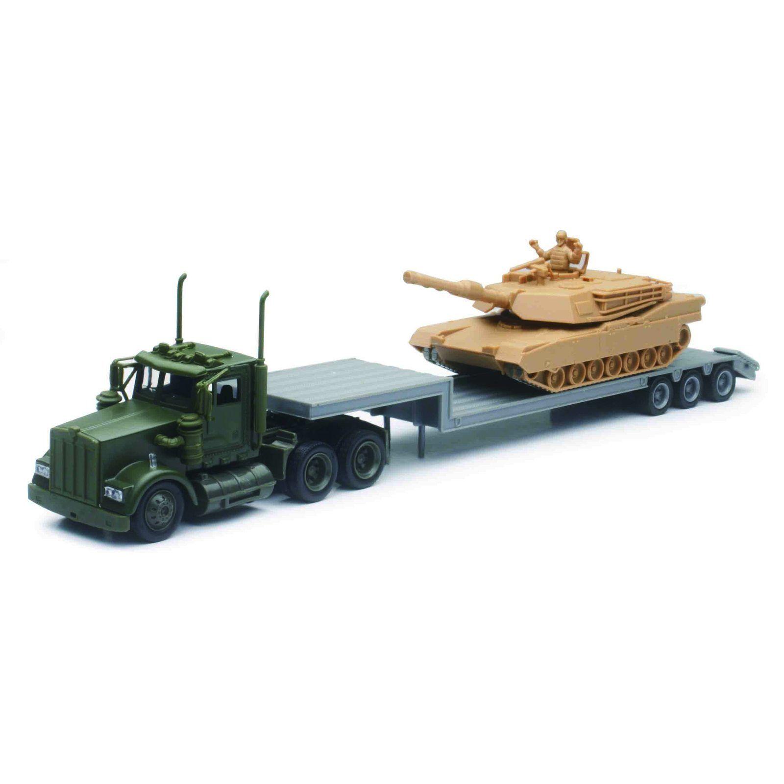 100% autentico KENWORTH KENWORTH KENWORTH W900 Panzer 1 43 + Camion militare missione  sconto online di vendita