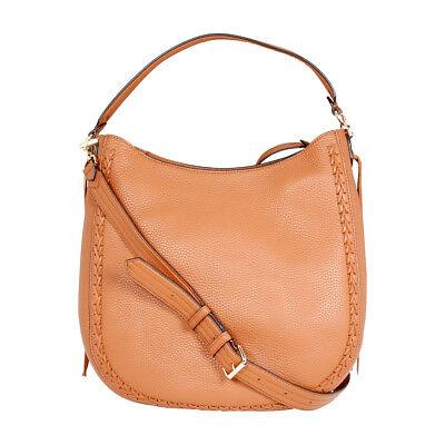 Rebecca Minkoff Unlined Ladies Large Almond Leather Hobo Handbag HSP7IUWH32