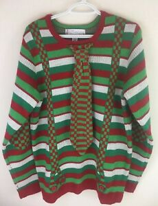 Jolly-Sweater-Size-Large-Men-039-s-Ugly-Sweater