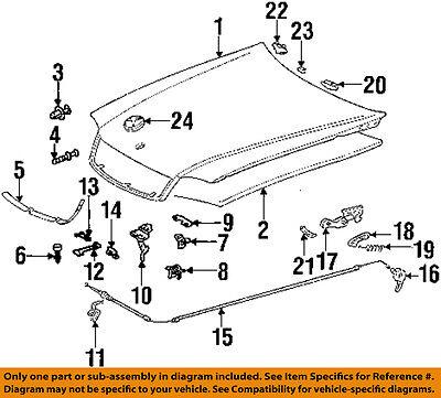 Mercedes oem Rivet Clip Set hood pad r129 sl600 sl500 sl320 600sl 500sl 300sl