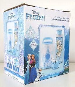Disney-Frozen-Elsa-Blender-Travel-Bottle-Shaker-cup-Brand-new-DFR-700CN