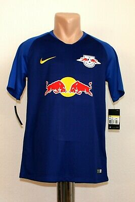 New Authentic RB Leipzig Nike Jersey Football Soccer S Red Bull Germany   eBay