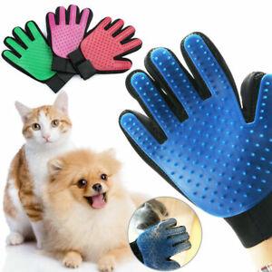 Pet-Hair-Remover-Glove-Brush-Dog-Cat-Grooming-Massage-Soft-Bath-Deshedding-Comb