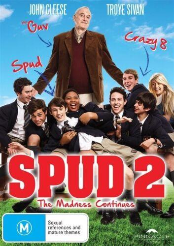 1 of 1 - Spud 2 - DVD BRAND NEW STILL SEALED REGION 4 FREE POST AUS