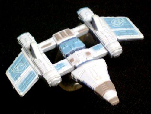 VERY RARE STAR TREK MICRO MACHINES KLAESTRON SHIP
