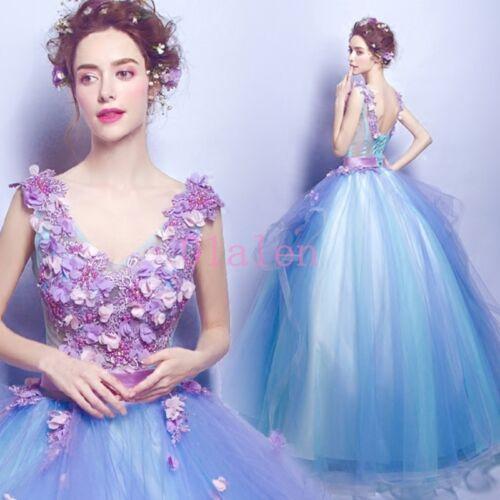 Dreamlike Cocktail Homecoming Princess Fairy Dress Wedding Prom Evening Dress