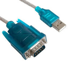 USB to RS232 Serial 9 Pin DB9 PIN PL2303 Cable Adapter Convertor AD