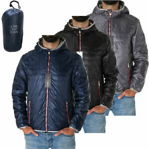 Details about Gas Ultra Light Men's Quilted Jacket down Jacket from Ultra Light down (100g)