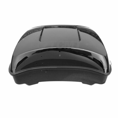 Chopped Tour Pak Pack Trunk Backrest Two Up Rack For Harley Street Glide 14-19