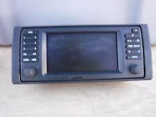 01-03 BMW E38 E39 525i 530i 540i M5 740i GPS Widescreen Navigation Display Radio