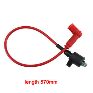Amhousejoy Ignition Coil for 150cc 250cc Hammerhead Carter Joyner Scooter Moped Go Kart Dune Buggy