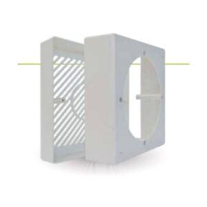 LUX1002 - Accessorio per applicazione a vetro per serie L - LEVANTE - GRECALE