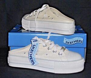 Vtg-90s-Something-Else-Skechers-3963-Sz-8-Shoes-Sneakers-Gems-Platform-Mules-NEW