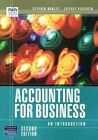 Accounting for Business an Introduction by Stephen Marley