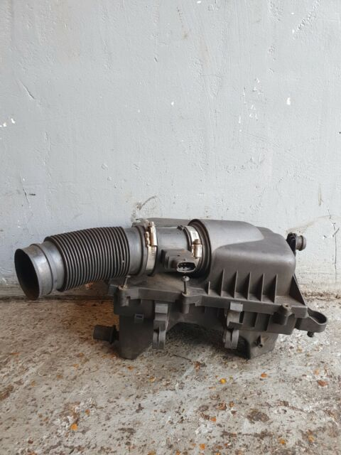 03-07 SAAB 93 9-3 Vector 1.9 TiD Diesel Air Filter Box Housing With MAF 12805265