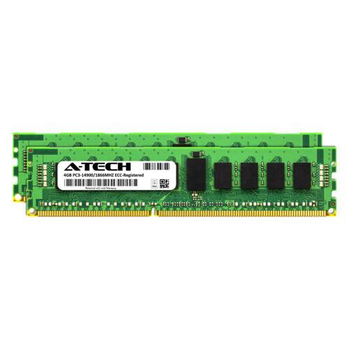 8GB Kit 2X 4GB DIMM Apple Mac Pro Late 2013 A1481 MacPro6,1 Memory Ram