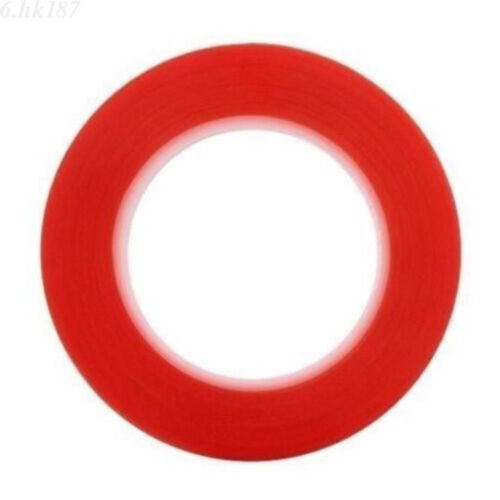 25m For Cell Phone Repair Red Double Sided Super Sticky Heavy Duty Adhesive Tape