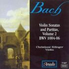 Violin Sonatas & Partitas 2 747313718726 by Bach CD