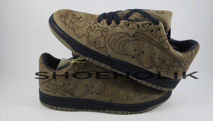 NEW 2003 NIKE DUNK LOW Wave LASER Wave LOW CHRIS LUNDY - SIZE 7 - one of 2500 7ee84f