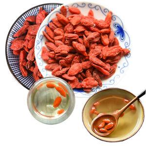 Chinese Pure Goji Berries Tea Natural Lycium Tea Wolfberry Green