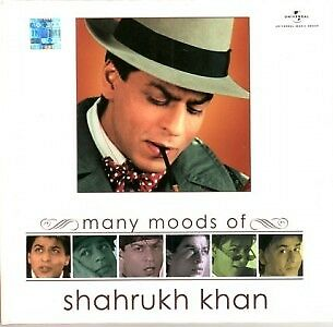 1 von 1 - Shahrukh Khan - Many moods of Shahrukh Khan - CD -