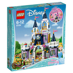 LEGO Disney Princess 41154 Cinderellas Traumschloss Dream Castle N1/18