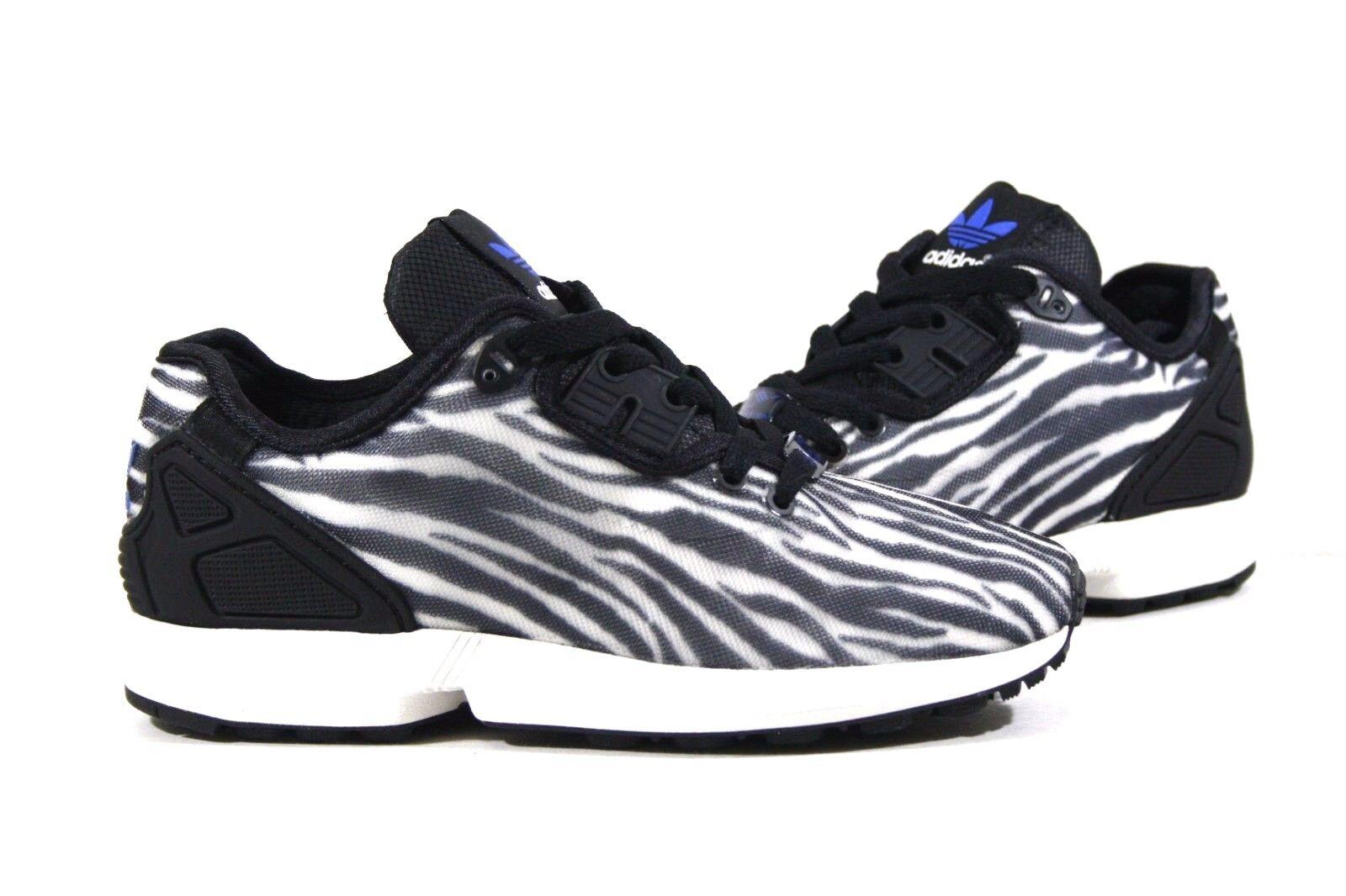 Adidas Core Men's Originals Zx Flux Decon Vintage White Core Adidas Black B23728 Sz 4.5-5.5 96a7fc
